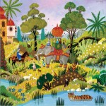Puzzle-Michele-Wilson-A682-500 Wooden Puzzle - Alain Thomas
