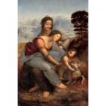 Puzzle-Michele-Wilson-A755-250 Hand-Cut Wooden Puzzle - Leonardo da Vinci