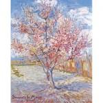Puzzle-Michele-Wilson-A758-350 Hand-Cut Wooden Puzzle - Vincent Van Gogh - Souvenirs from Mauve
