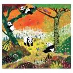 Puzzle-Michele-Wilson-A778-250 Hand-Cut Wooden Puzzle - Thomas - Pandas