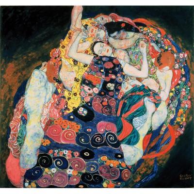 Puzzle-Michele-Wilson-A903-150 Jigsaw Puzzle - 150 Pieces - Art - Wooden - Klimt : The Virgin