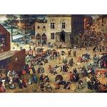 Puzzle-Michele-Wilson-A904-1200 Jigsaw Puzzle - 1200 Pieces - Art - Wooden - Bruegel : Children's Games