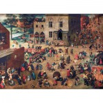 Puzzle-Michele-Wilson-A904-150 Jigsaw Puzzle - 150 Pieces - Art - Wooden - Bruegel : Children's Games