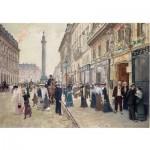 Puzzle  Puzzle-Michele-Wilson-A958-900 Jean Béraud: Street of peace
