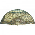 Puzzle-Michele-Wilson-C926-150 Jigsaw Puzzle - 150 Pieces - Art - Wooden - Fan : View on the Versailles Castle, 18th Century