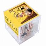 Puzzle-Michele-Wilson-Cuzzle-Z108 Wooden Jigsaw Puzzle - Kimt: The Kiss