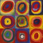 Puzzle  Puzzle-Michele-Wilson-Cuzzle-Z34 Kandinsky Vassily : Color Study