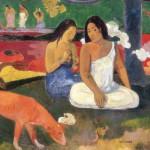 Puzzle  Puzzle-Michele-Wilson-Cuzzle-Z358 Gauguin Paul : Arearea