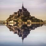 Puzzle-Michele-Wilson-Cuzzle-Z42 Wooden Jigsaw Puzzle - Mont Saint Michel