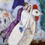 Puzzle-Michele-Wilson-Cuzzle-Z956 Wooden Jigsaw Puzzle - Marc Chagall