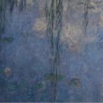 Puzzle-Michele-Wilson-Cuzzle-Z97 Hand-Cut Wooden Puzzle - Claude Monet - Matin au Saule