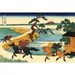 Puzzle-Michele-Wilson-H180-200 Wooden Jigsaw Puzzle - Hiroshige Utagawa