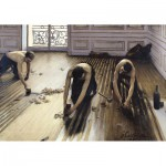 Puzzle-Michele-Wilson-H817-300 Jigsaw Puzzle - 300 Pieces - Art - Wooden - Large Pieces - Caillebotte : The Floor Scrapers
