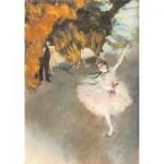 Hand-Cut Wooden Puzzle - Edgar Degas