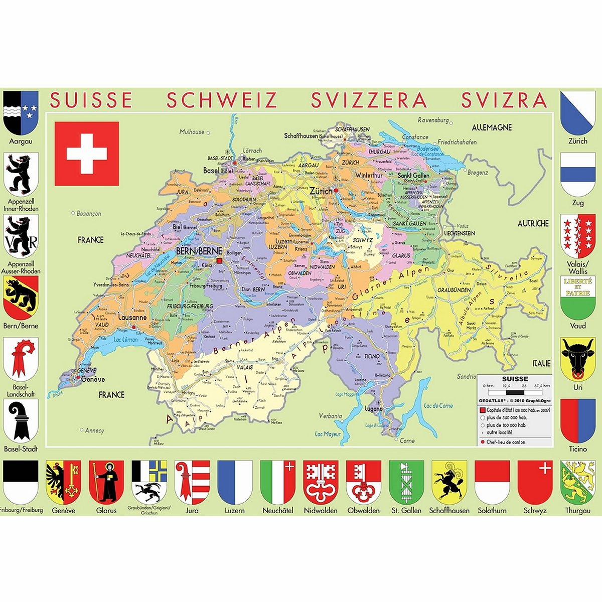 jigsaw puzzle 50 pieces art wooden michele wilson map of