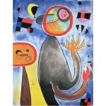 Puzzle-Michele-Wilson-K152-12 Hand-Cut Wooden Puzzle - Joan Miro