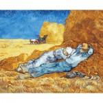 Puzzle-Michele-Wilson-K167-24 Hand-Cut Wooden Puzzle - Vincent Van Gogh