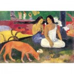 Puzzle-Michele-Wilson-K447-12 Hand-Cut Wooden Puzzle - Paul Gauguin - Arearea