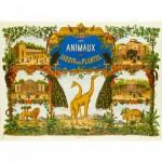 Puzzle-Michele-Wilson-W207-50 Jigsaw Puzzle - 50  Pieces - Art - Maxi - Wooden : Botanical Garden