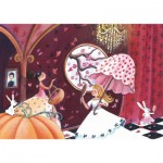 Puzzle  Puzzle-Michele-Wilson-W307-24 Cardouat : The princesses