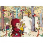 Puzzle  Puzzle-Michele-Wilson-W308-24 Sophie Lebot: Encounter in the forest