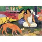 Puzzle-Michele-Wilson-W447-12 Woode Puzzle - Paul Gauguin: Arearea