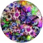 Wooden Jigsaw Puzzle - Butterflies