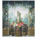 Wooden Jigsaw Puzzle - Edouard Muller - Le Jardin d'Armide