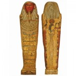 Wooden Jigsaw Puzzle - Egyptian Art
