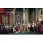 Wooden Jigsaw Puzzle - Jacques-Louis David - The Coronation of Napoleon