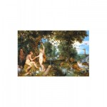 Wooden Jigsaw Puzzle - Jan Bruehgel