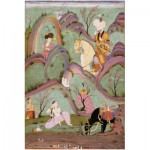 Wooden Jigsaw Puzzle - Persian Art