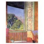 Wooden Jigsaw Puzzle - Pierre Bonnard - Fenêtre Ouverte