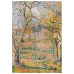 Wooden Jigsaw Puzzle - Pissarro Camille