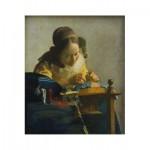 Wooden Jigsaw Puzzle - Vermeer Johannes