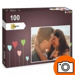 PP-Photo-100 Jigsaw Puzzle - Personalised - 100 Pieces
