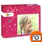 PP-Photo-12-XXL-M Jigsaw Puzzle - Personalised - 12 Magnetic XXL Pieces