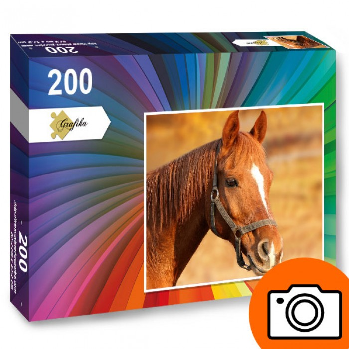 Jigsaw Puzzle - Personalised - 200 Pieces