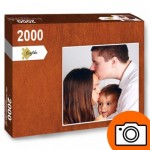 PP-Photo-2000 Jigsaw Puzzle - Personalised - 2000 Pieces