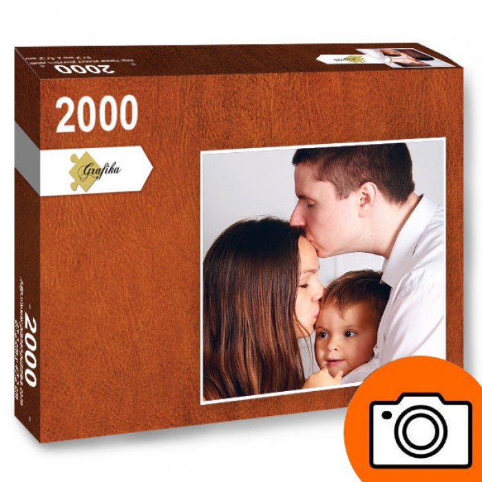 Jigsaw Puzzle - Personalised - 2000 Pieces