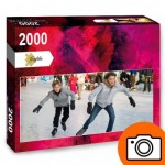 PP-Photo-2000P Jigsaw Puzzle - Personalised - Panoramic - 2000 Pieces
