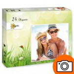 PP-Photo-24-M Jigsaw Puzzle - Personalised - 24 Magnetic Pieces