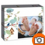 PP-Photo-300 Jigsaw Puzzle - Personalised - 300 Pieces