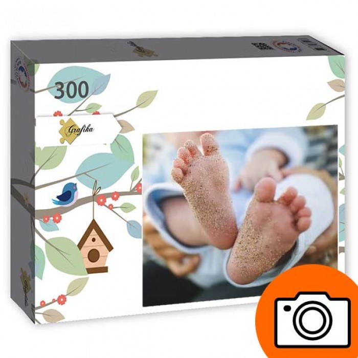 Jigsaw Puzzle - Personalised - 300 Pieces