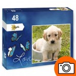 PP-Photo-48 Jigsaw Puzzle - Personalised - 48 Pieces