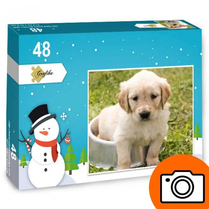 Jigsaw Puzzle - Personalised - 48 Pieces