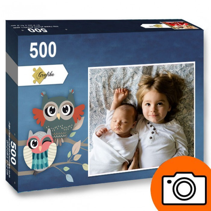 Jigsaw Puzzle - Personalised - 500 Pieces