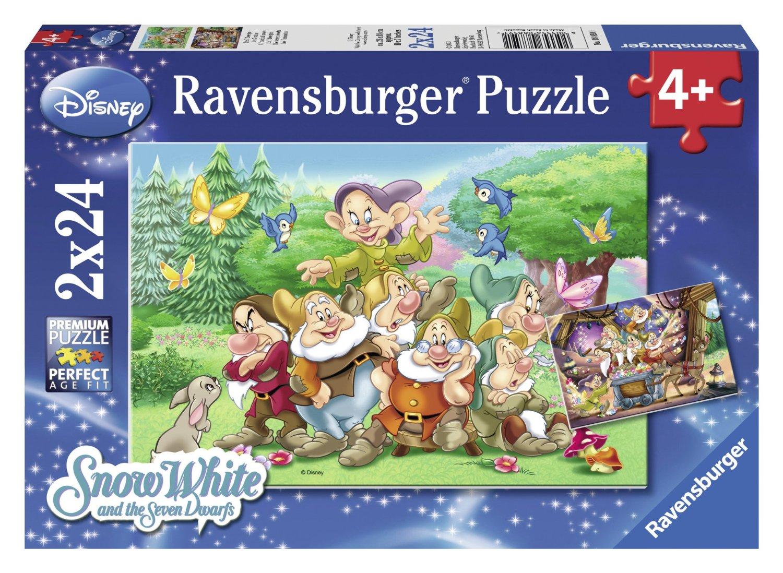 Maxi Puzzle 41166 Schneewittchen und die... Puzzle Castorland 40 Teile