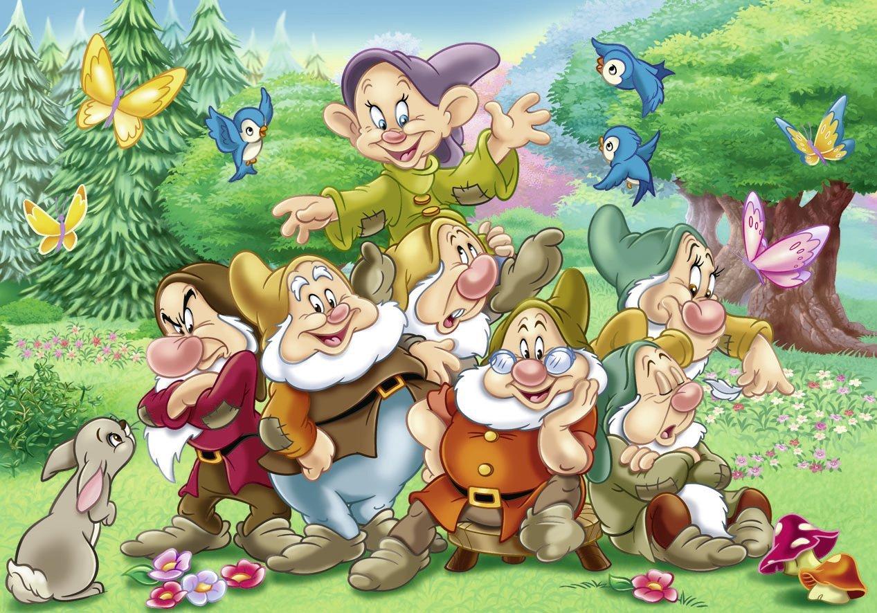 7 Zwerge Disney