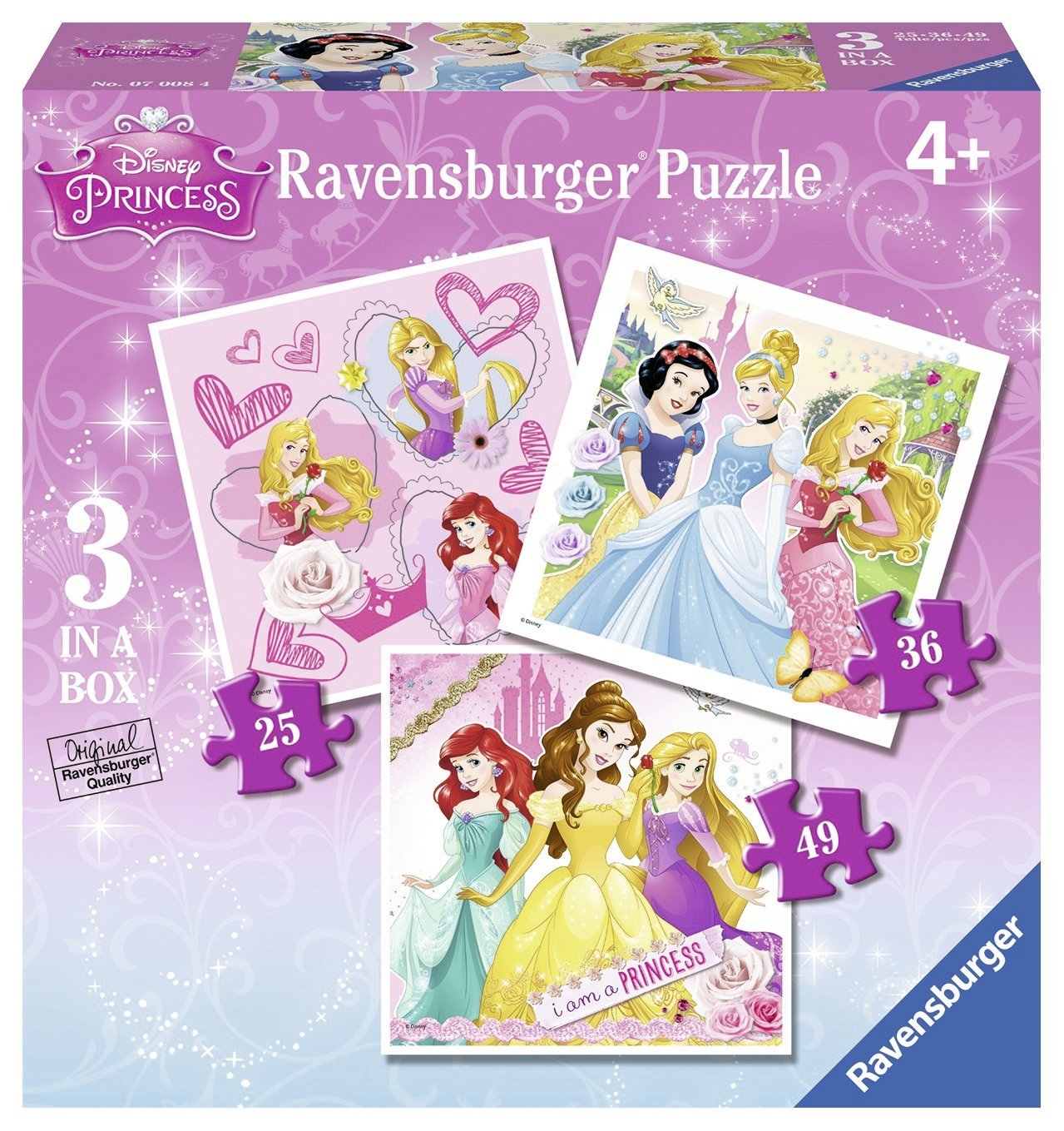 Ravensberger Disney Princess Junior